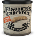 Fisher's Choice Wax Worms